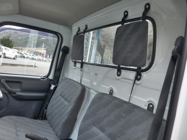KCスペシャル 4WD 5MT エアコン パワステ 4L付(17枚目)