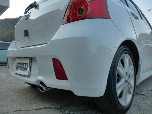 「トヨタ」「ヴィッツ」「コンパクトカー」「岡山県」の中古車33