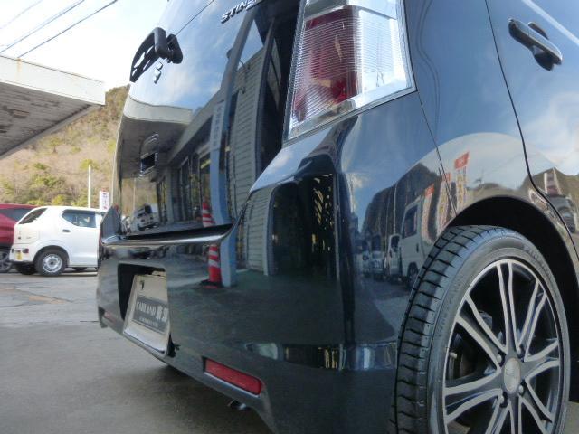 「スズキ」「ワゴンRスティングレー」「コンパクトカー」「岡山県」の中古車37
