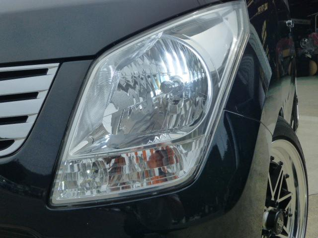 リミテッドII 車高調 ワーク15インチアルミ ナビTV(10枚目)