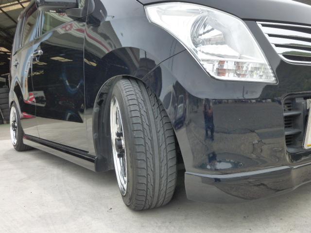 リミテッドII 車高調 ワーク15インチアルミ ナビTV(31枚目)