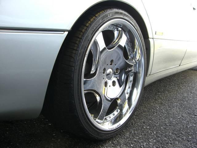 S300ベルテックスエディションSR黒革マルチ 19InAW(13枚目)