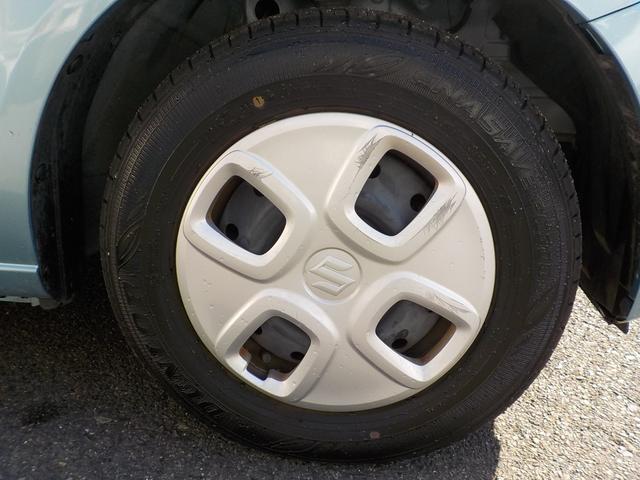 タイヤの溝も4本共にまだまだあります☆