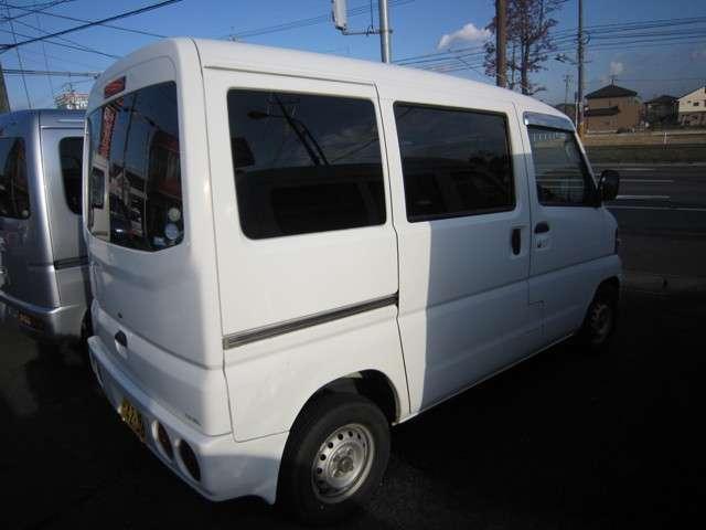 三菱 ミニキャブバン CS 2シーター