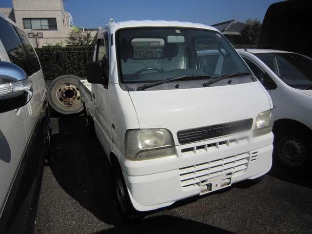 KU 4WD 5速MT エアコン パワステ 三方開(2枚目)