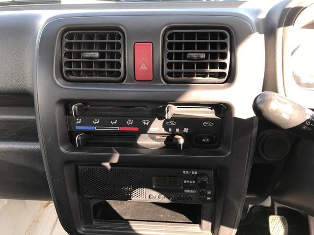 スズキ キャリイトラック KCエアコン・パワステ 4WD エアコン 軽トラック 保証付