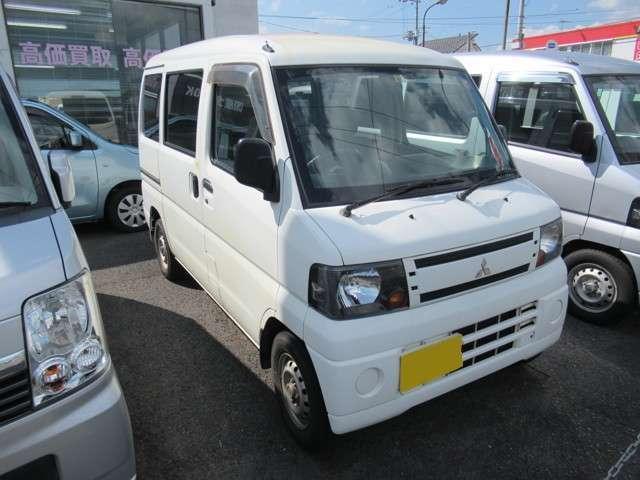 「三菱」「ミニキャブバン」「軽自動車」「岡山県」の中古車2