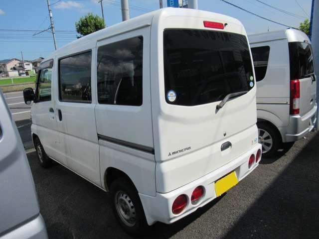 「三菱」「ミニキャブバン」「軽自動車」「岡山県」の中古車3