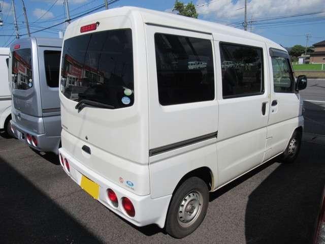 「三菱」「ミニキャブバン」「軽自動車」「岡山県」の中古車4