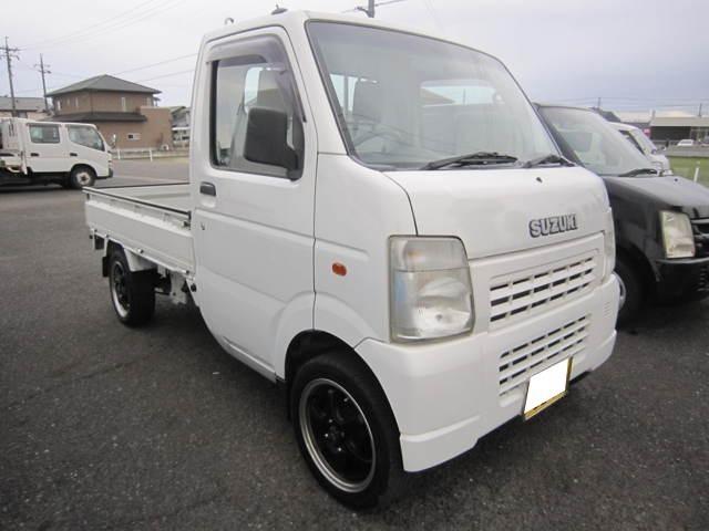 KCエアコン・パワステ 2WD 5速マニュアル 三方開(2枚目)