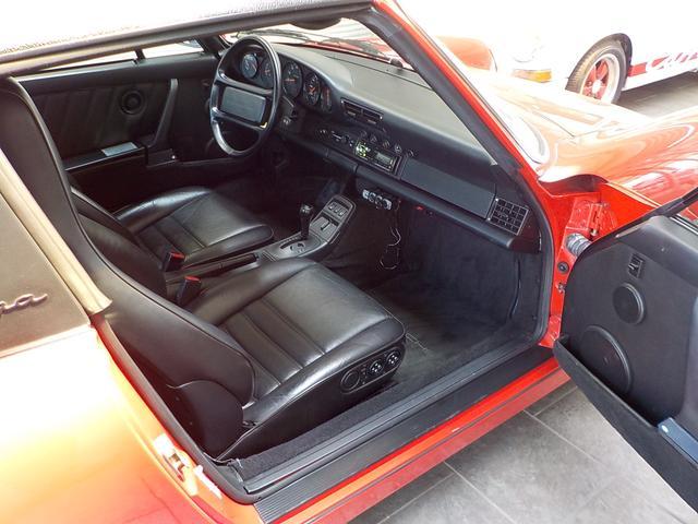 911カレラ2 タルガ ディーラー車(9枚目)