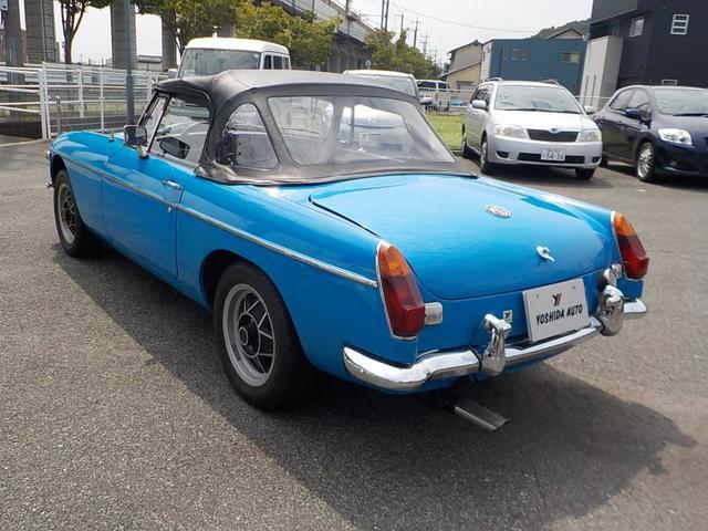「MG」「MGB」「クーペ」「岡山県」の中古車10