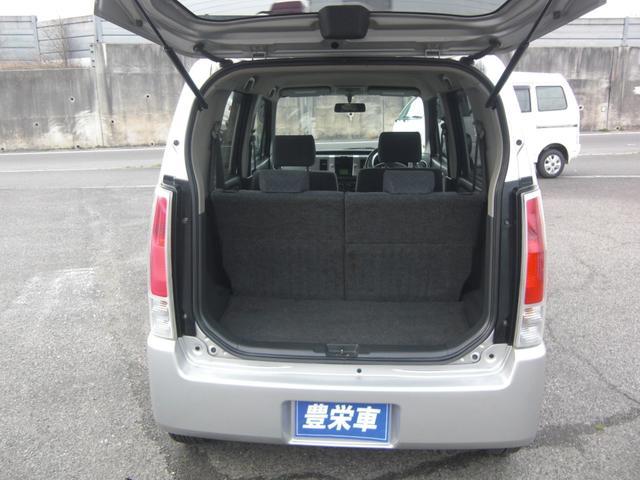 5速マニュアルミッション 軽自動車 車検整備付 修復歴無(18枚目)