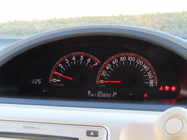 トヨタ ポルテ 130i 左側オートスライドドア オートエアコン