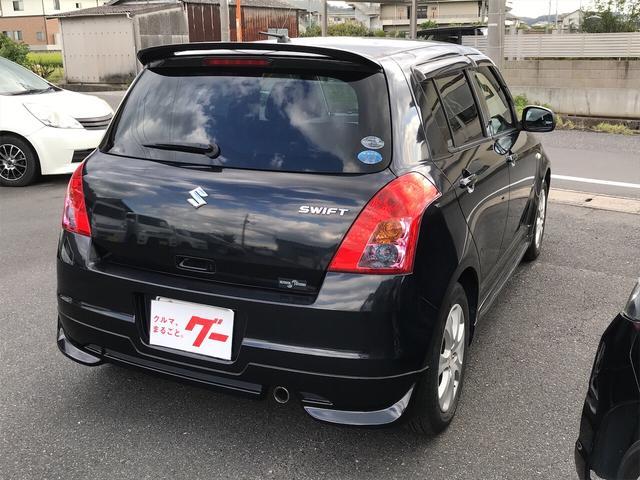 「スズキ」「スイフト」「コンパクトカー」「岡山県」の中古車7