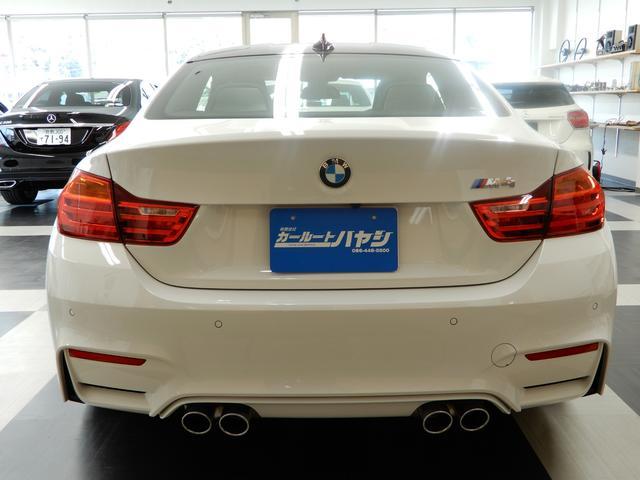 BMW BMW M4クーペ DCT ドライブロジック 1オーナー