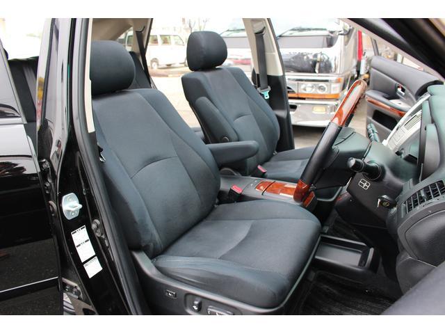トヨタ ハリアー 240G プレミアムLパッケージ 4WD ナビ サンルーフ
