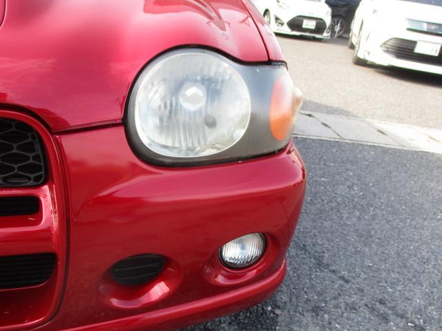 スズキ アルトワークス RS/Z 5F 軽自動車 カラーレッド 車検整備付 ターボ