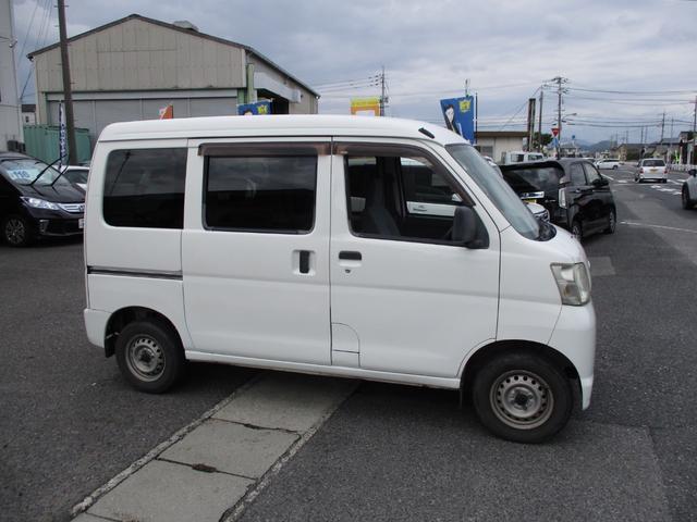 「ダイハツ」「ハイゼットカーゴ」「軽自動車」「岡山県」の中古車7