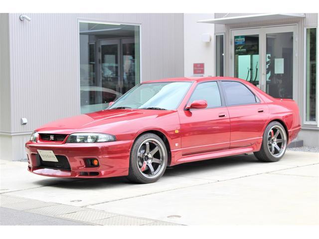GT-Rオーテックバージョン40thアニバー GT-Rオーテックバージョン40thアニバーサリー 4WD NISMOサスペンションキット 藤壺マフラー RAYS TE37SL18in リフレッシュ済(2枚目)