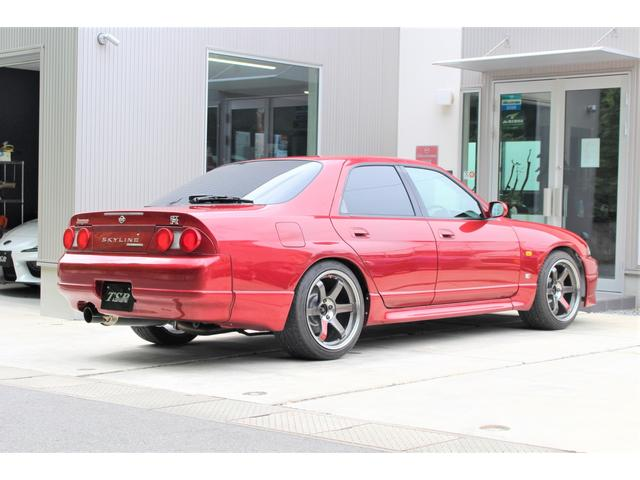 GT-Rオーテックバージョン40thアニバー GT-Rオーテックバージョン40thアニバーサリー 4WD NISMOサスペンションキット 藤壺マフラー RAYS TE37SL18in リフレッシュ済(3枚目)
