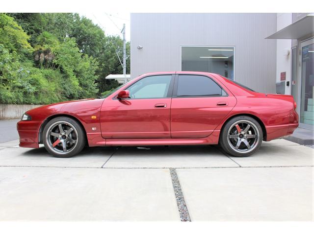 GT-Rオーテックバージョン40thアニバー GT-Rオーテックバージョン40thアニバーサリー 4WD NISMOサスペンションキット 藤壺マフラー RAYS TE37SL18in リフレッシュ済(7枚目)