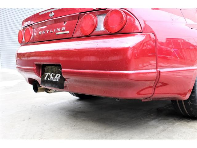 GT-Rオーテックバージョン40thアニバー GT-Rオーテックバージョン40thアニバーサリー 4WD NISMOサスペンションキット 藤壺マフラー RAYS TE37SL18in リフレッシュ済(14枚目)