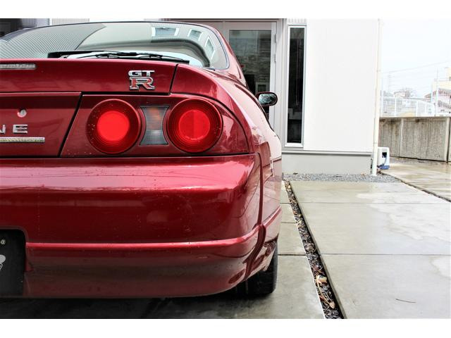 GT-Rオーテックバージョン40thアニバー GT-Rオーテックバージョン40thアニバーサリー 4WD NISMOサスペンションキット 藤壺マフラー RAYS TE37SL18in リフレッシュ済(24枚目)