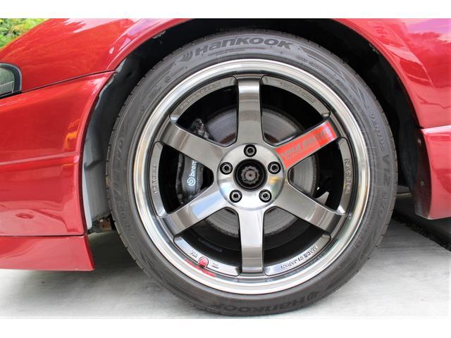 GT-Rオーテックバージョン40thアニバー GT-Rオーテックバージョン40thアニバーサリー 4WD NISMOサスペンションキット 藤壺マフラー RAYS TE37SL18in リフレッシュ済(25枚目)