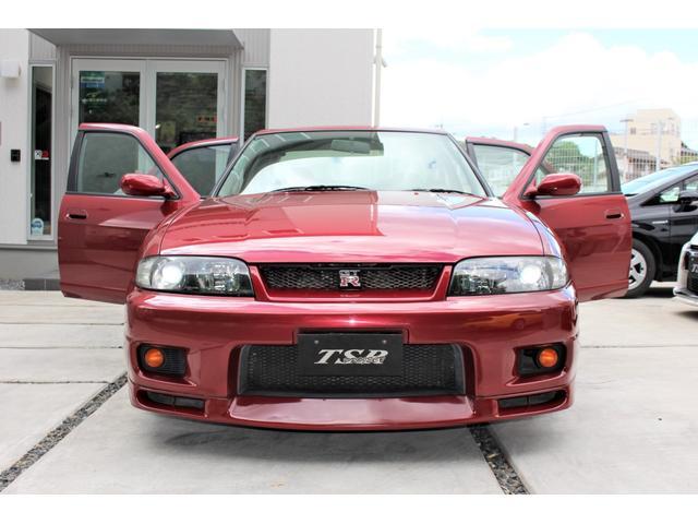 GT-Rオーテックバージョン40thアニバー GT-Rオーテックバージョン40thアニバーサリー 4WD NISMOサスペンションキット 藤壺マフラー RAYS TE37SL18in リフレッシュ済(56枚目)