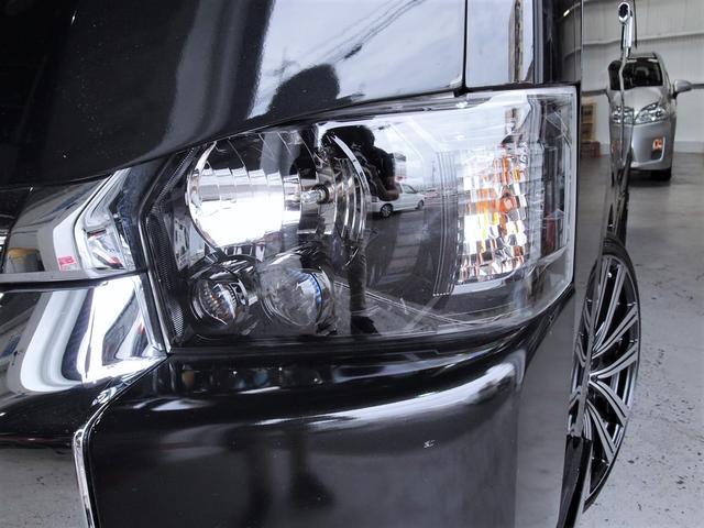 トヨタ ハイエースワゴン GL ベットキット 社外20AW アルパイン8インチナビ