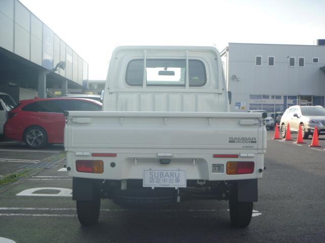 スバル サンバートラック TB