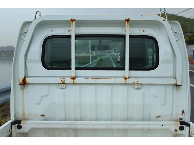 マツダ スクラムトラック KCスペシャル 4WD エアコン パワステ