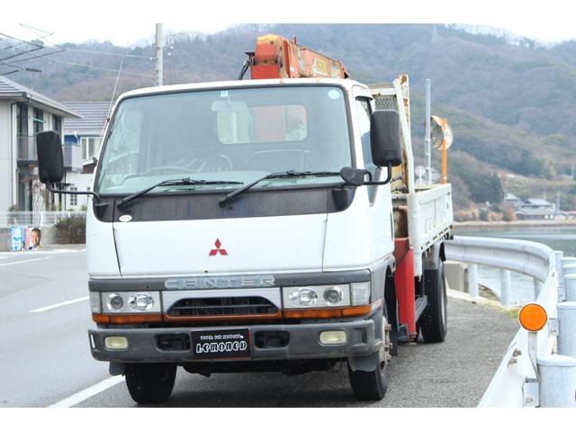 「その他」「キャンター」「トラック」「岡山県」の中古車3