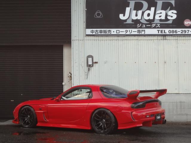 「マツダ」「RX-7」「クーペ」「岡山県」の中古車3