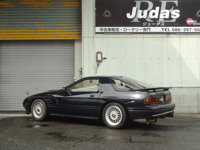 「マツダ」「サバンナRX-7」「クーペ」「岡山県」の中古車3