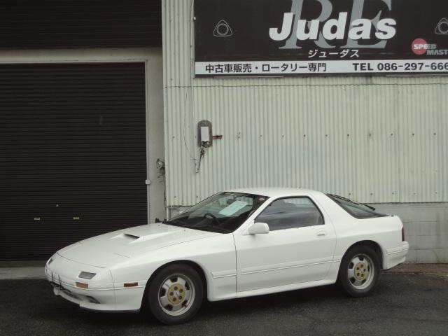 「マツダ」「サバンナRX-7」「クーペ」「岡山県」の中古車2
