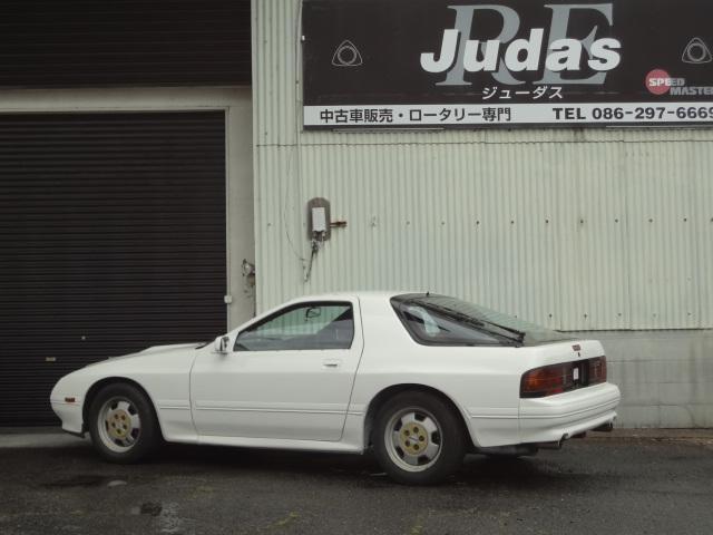 「マツダ」「サバンナRX-7」「クーペ」「岡山県」の中古車4