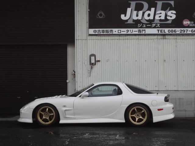 「マツダ」「RX-7」「クーペ」「岡山県」の中古車2