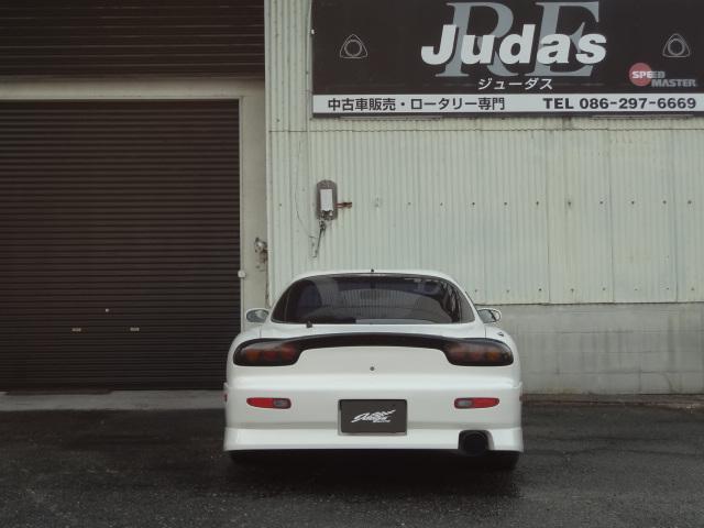 「マツダ」「RX-7」「クーペ」「岡山県」の中古車5