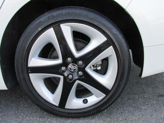 トヨタ プリウス Sツーリングセレクション 走行距離無制限・1年保証付