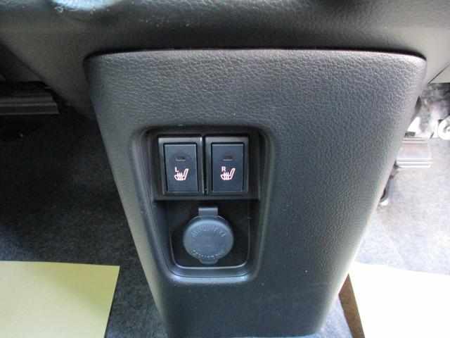 ハイブリッドX LEDヘッドライト シートヒーター スマートキー セーフティサポート フロアマット 1年保証付(12枚目)