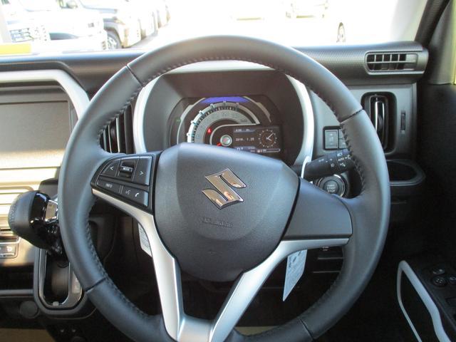 ハイブリッドX LEDヘッドライト シートヒーター スマートキー セーフティサポート フロアマット 1年保証付(16枚目)