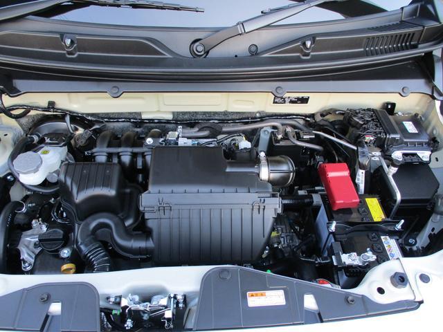 ハイブリッドX LEDヘッドライト シートヒーター スマートキー セーフティサポート フロアマット 1年保証付(17枚目)