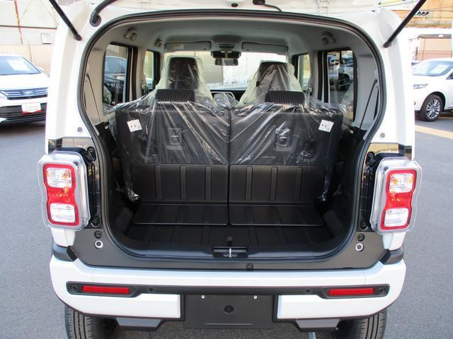 ハイブリッドX LEDヘッドライト シートヒーター スマートキー セーフティサポート フロアマット 1年保証付(18枚目)