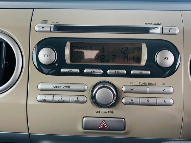 X 4AT スマートキー CD  ベンチシート ETC(7枚目)