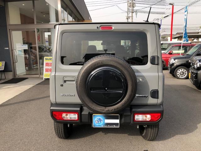 「スズキ」「ジムニー」「コンパクトカー」「岡山県」の中古車45