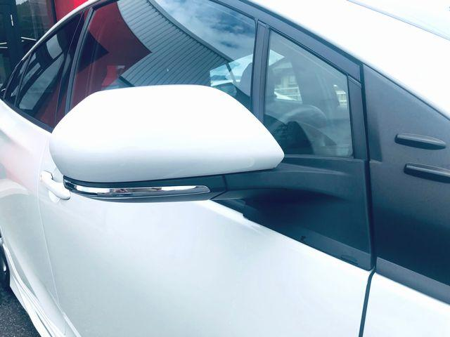 Aプレミアム サンルーフ 黒革エアーシート 純正9型SDナビ Y68T 新品モデリスタ アイコニックスタイル装着 後期用 17インチアルミ 新品タイヤ バックモニター HUD ブラインドスポットモニター デイライト(11枚目)