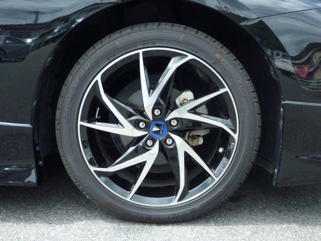 Aプレミアム サンルーフ 黒革エアーシート 純正9型SDナビ Y68T モデリスタ アイコニックスタイル装着 モデリスタ 17インチアルミ 新品タイヤ バックモニター HUD ブラインドスポットモニター デイライト(8枚目)