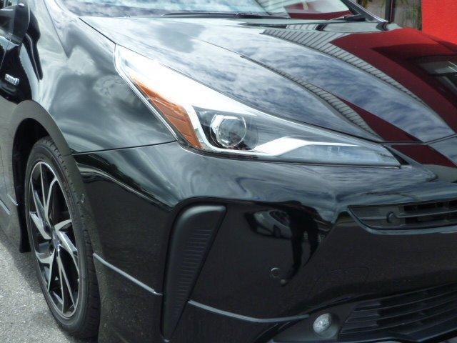 Aプレミアム サンルーフ 黒革エアーシート 純正9型SDナビ Y68T モデリスタ アイコニックスタイル装着 モデリスタ 17インチアルミ 新品タイヤ バックモニター HUD ブラインドスポットモニター デイライト(10枚目)